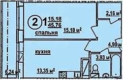 ЖК 115 квартал